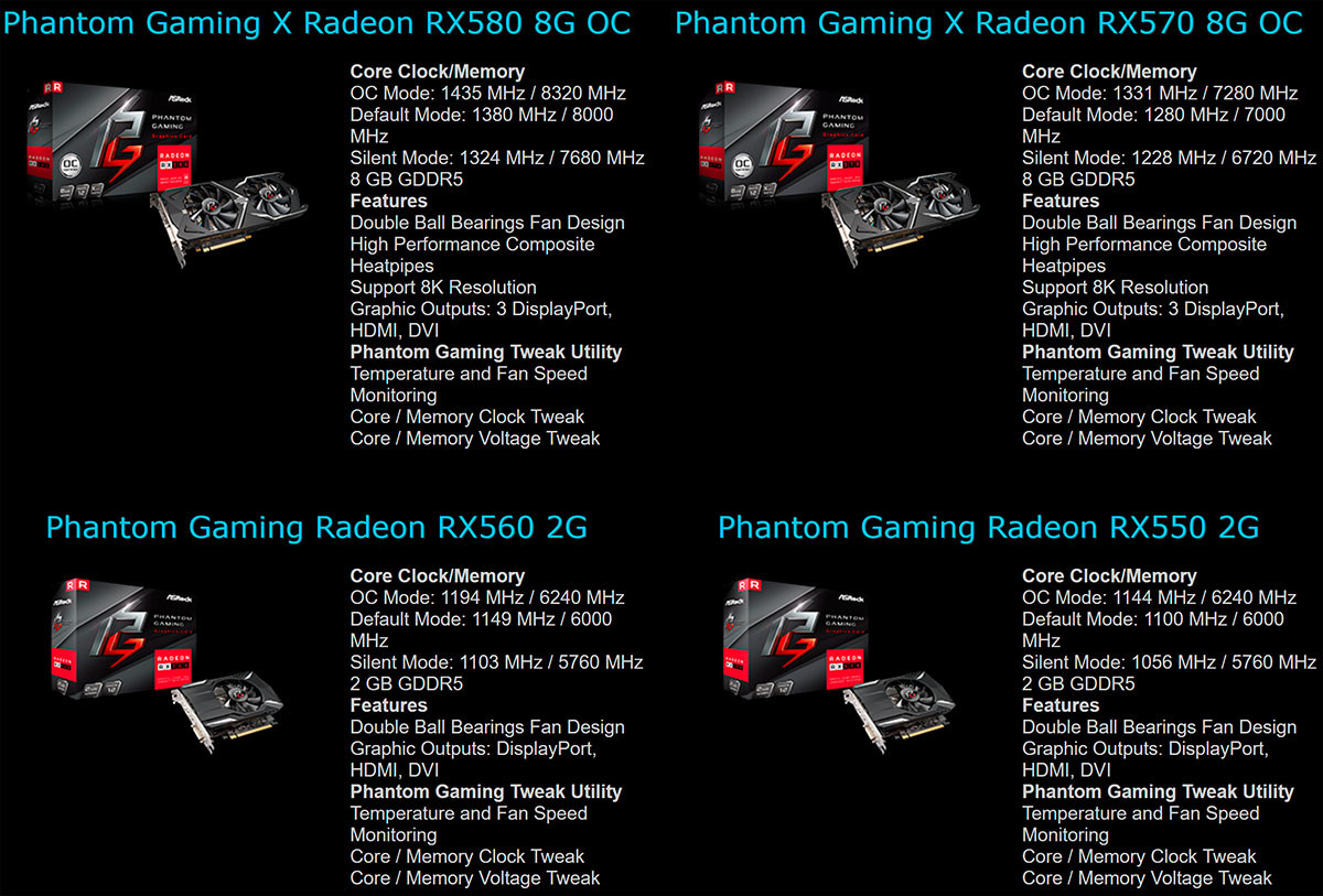 News] ASRock Storms Into the Graphics Market with Phantom