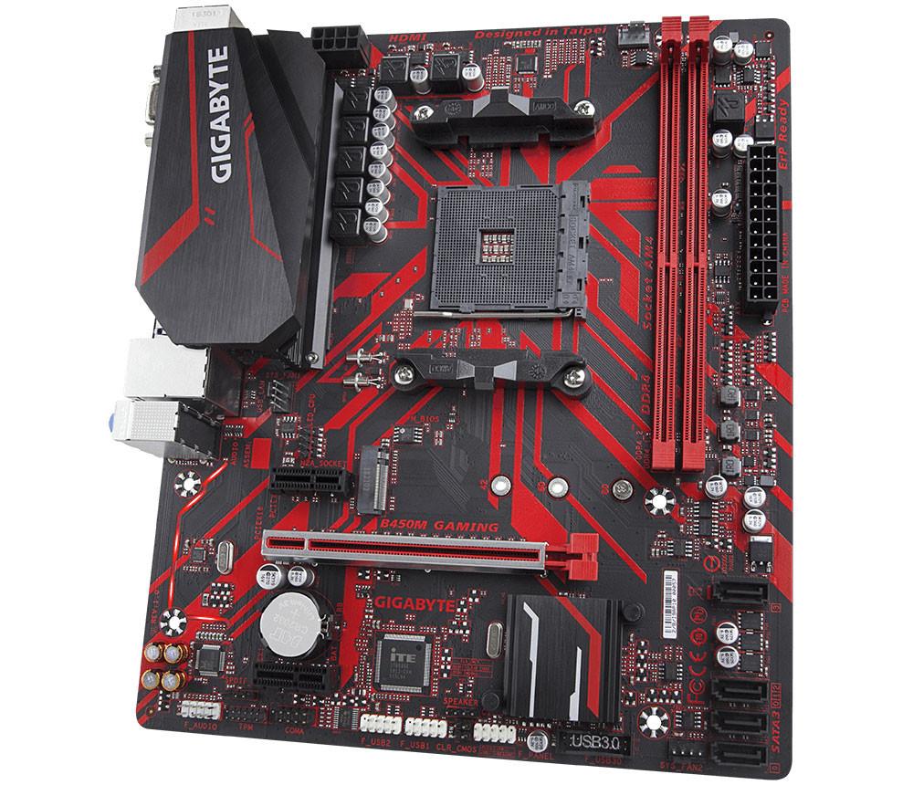 GIGABYTE Intros B450M Gaming Socket AM4 Motherboard | TechPowerUp