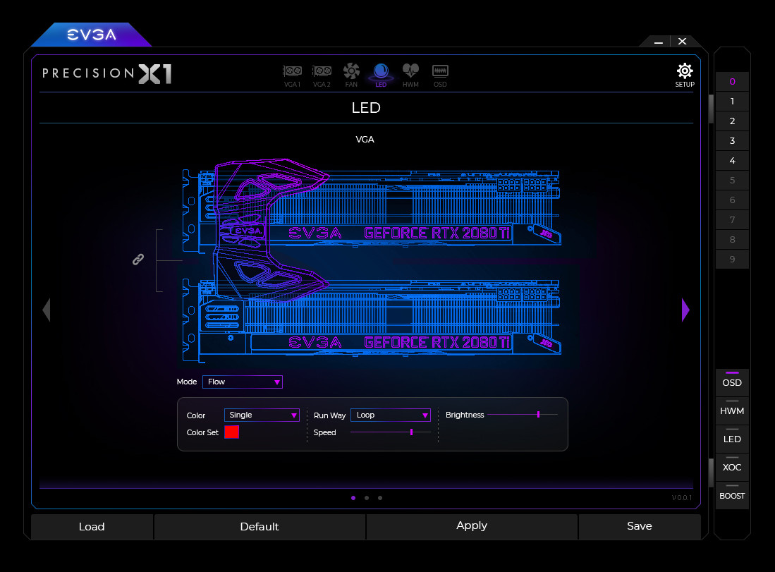 EVGA Announces Launch of Its Precision X1 Software for