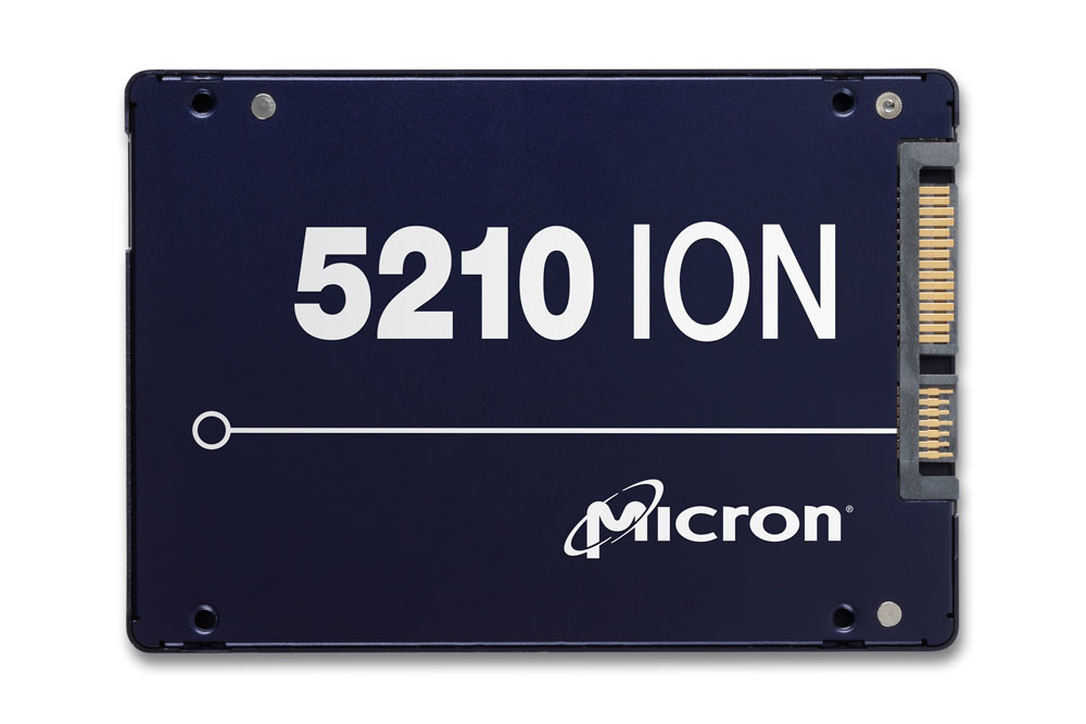 Micron 5210 ION SSD