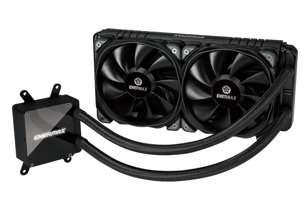 ENERMAX Launches LIQTECH TR4 AIO Liquid Cooler for AMD