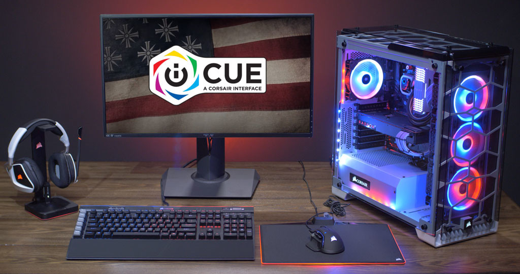 CORSAIR Introduces Their iCUE Unified Software | TechPowerUp