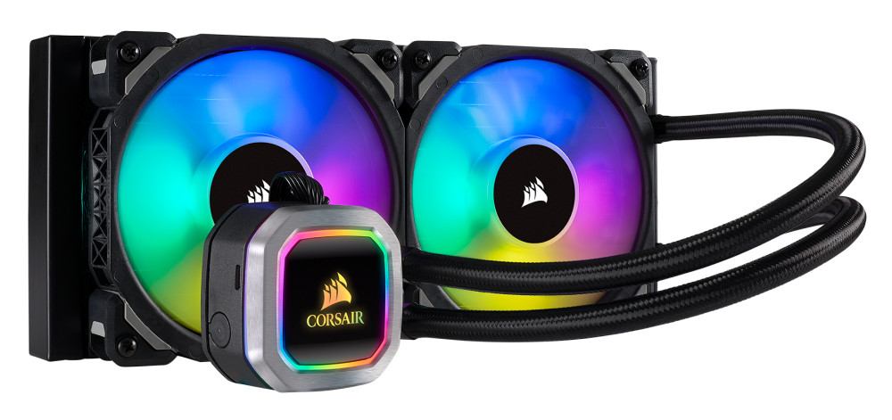 CORSAIR Launches New Hydro Series H100i and H115i RGB