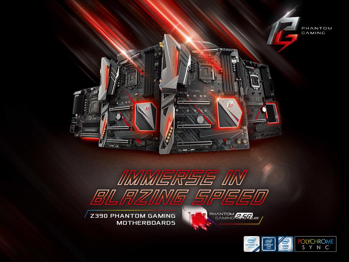 ASRock Intel Z390