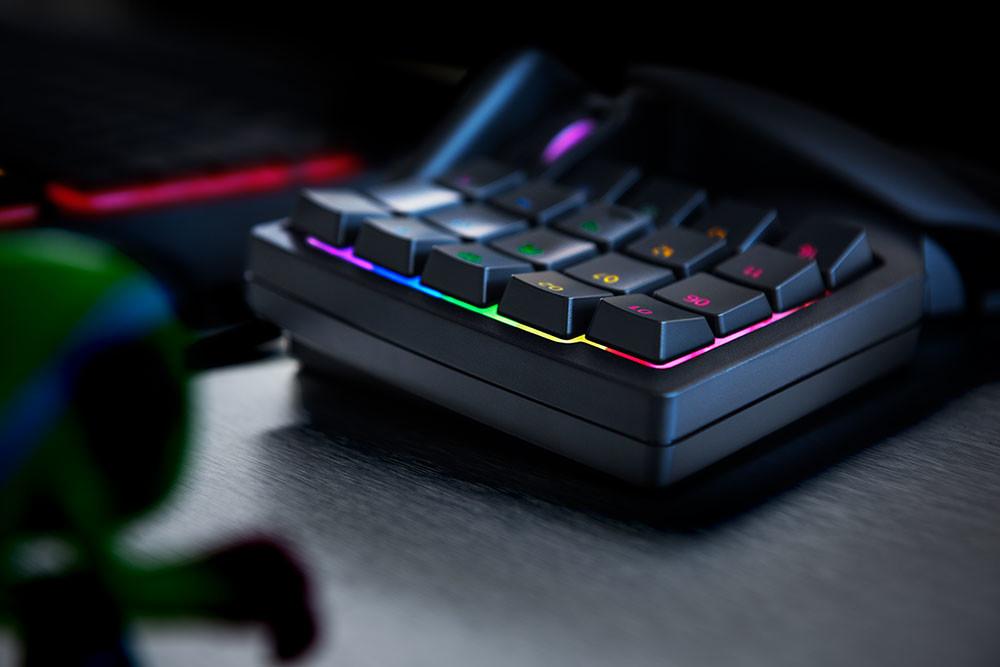 Razer Introduces the Naga Trinity Gaming Mouse and Tartarus V2