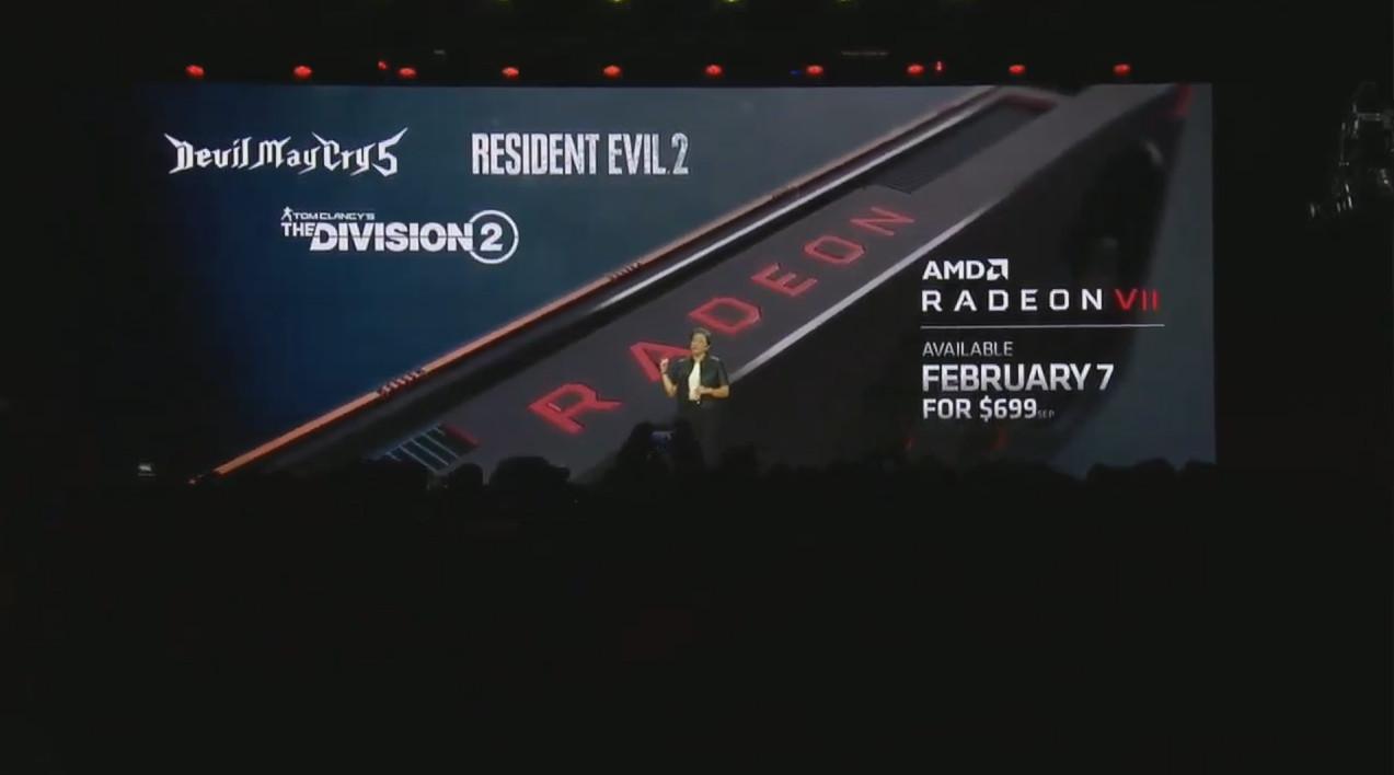 AMD's CES 2019 Keynote - Stream & Live Blog | TechPowerUp