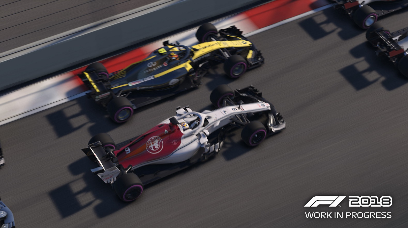 Codemasters Releases Official Screenshots for F1 2018 - Better
