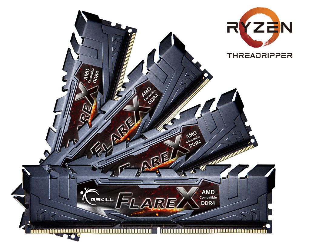 One Of The Advantages Introduced By AMD X399 Platform Is Increase To 8 Memory Slots On Platforms Allowing Support