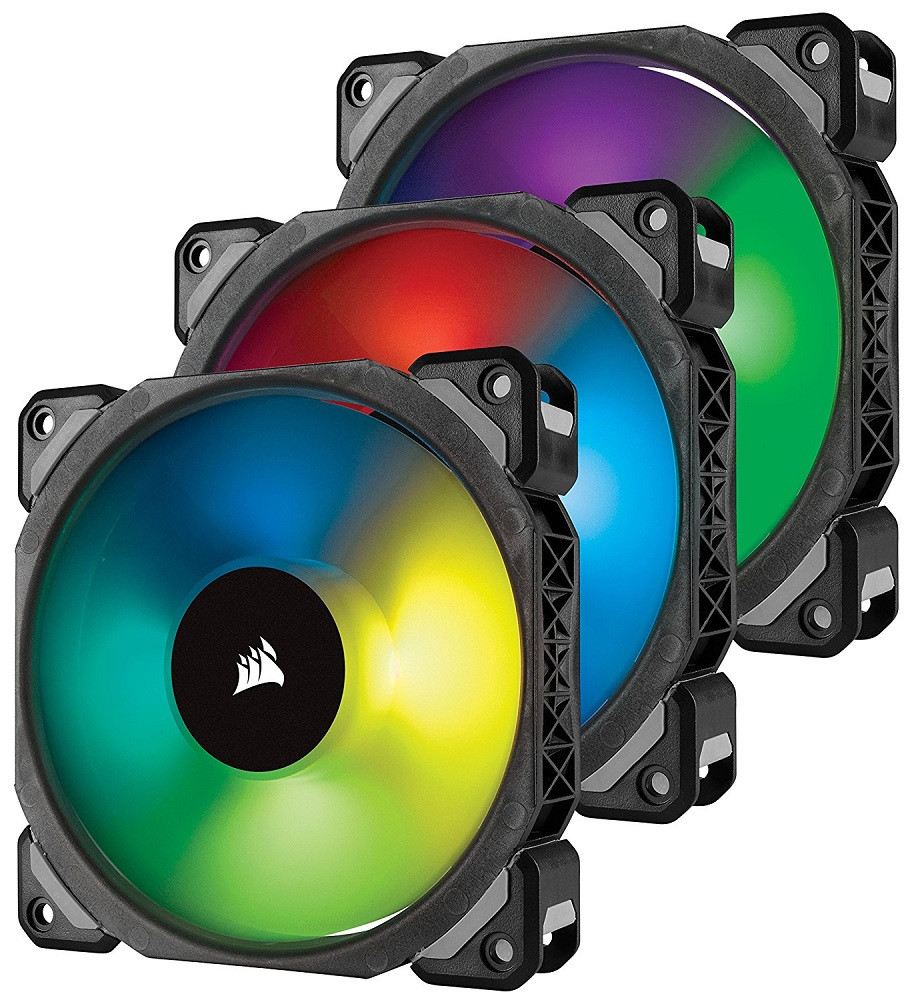 50bb0e267fd CORSAIR ML120 PRO RGB Triple Pack at Amazon (deal will go live July 16,  2018)
