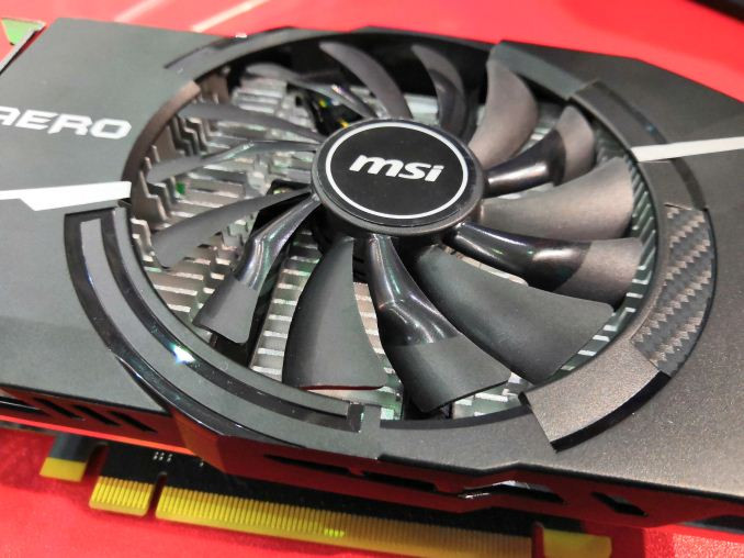 MSI Showcases Upcoming Four-Way M 2 PCIe Expansion Card Based on GPU