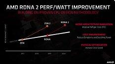 AMD RDNA2 Performance per Watt