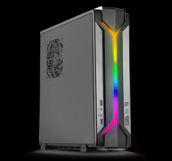 Silverstone Rolls Out Raven Z Rvz03 Argb Sff Case With