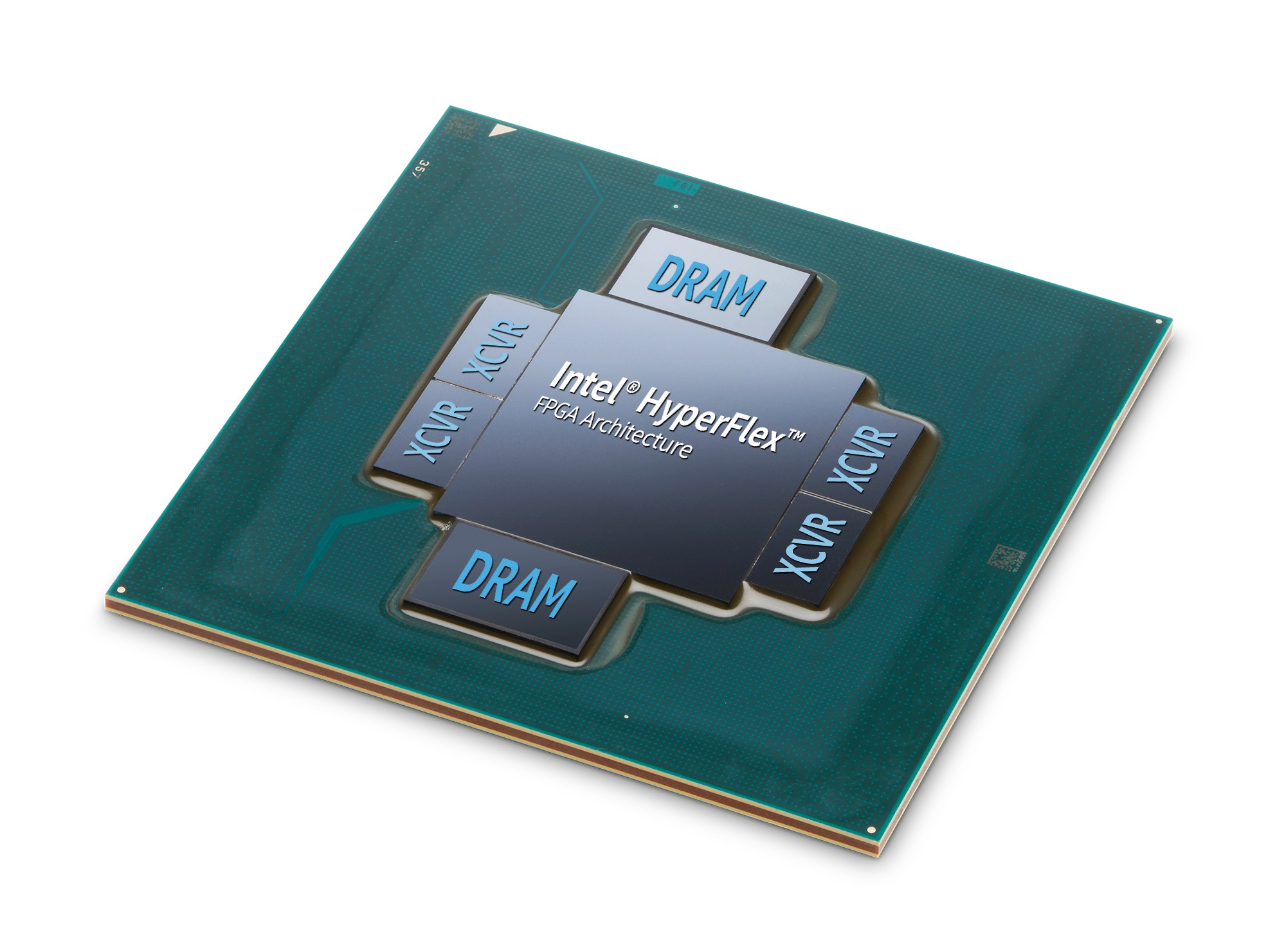 Intel Unveils Industry's First FPGA Integrated with HBM