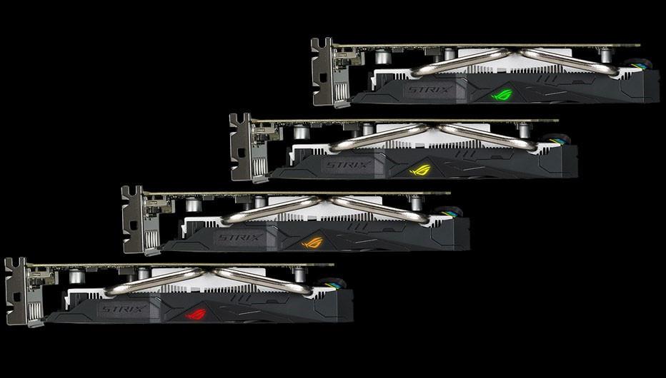 ASUS Announces ROG Strix Radeon RX 560 EVO Graphics Card