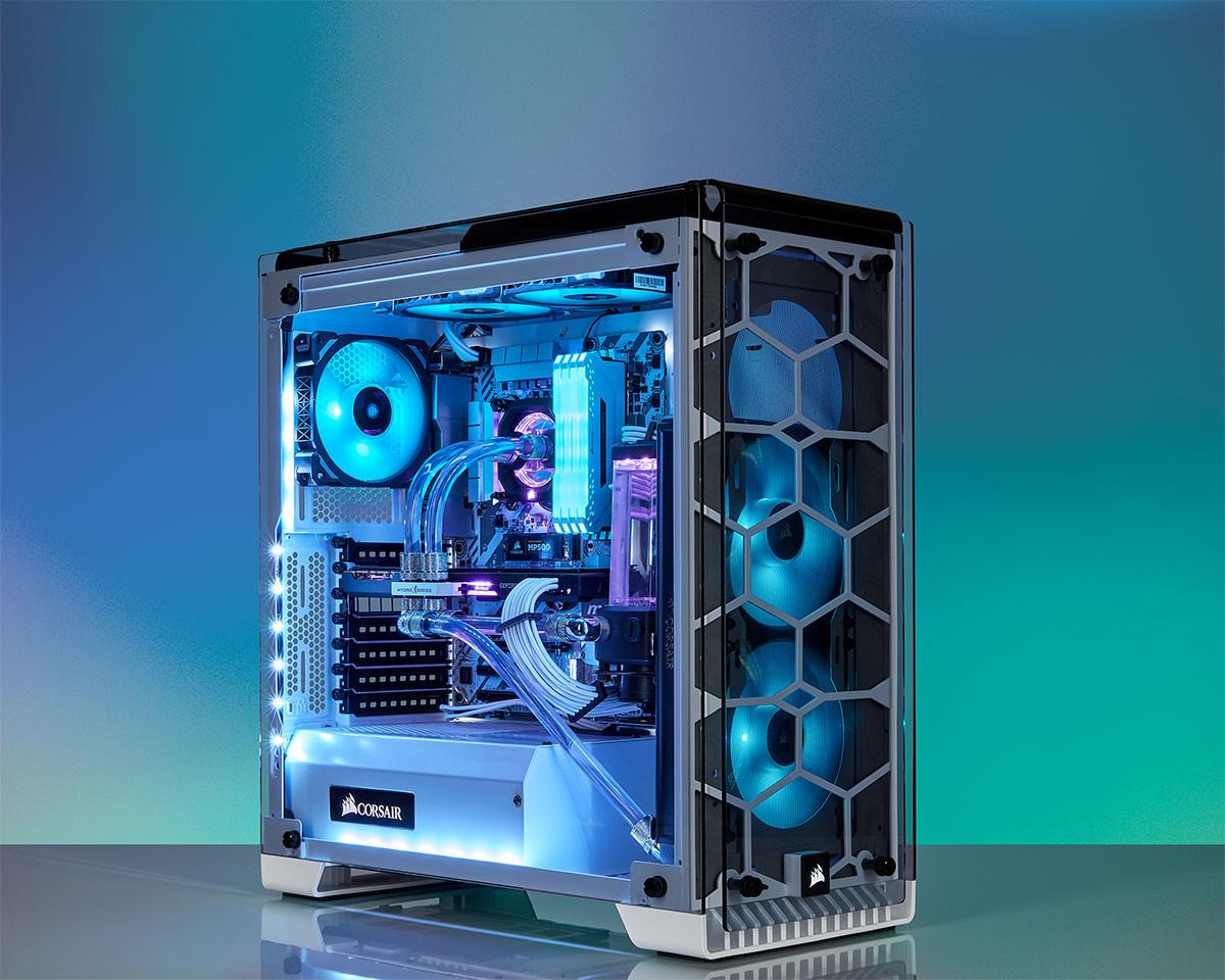 CORSAIR Announces Hydro X Series DIY Liquid Cooling Hardware