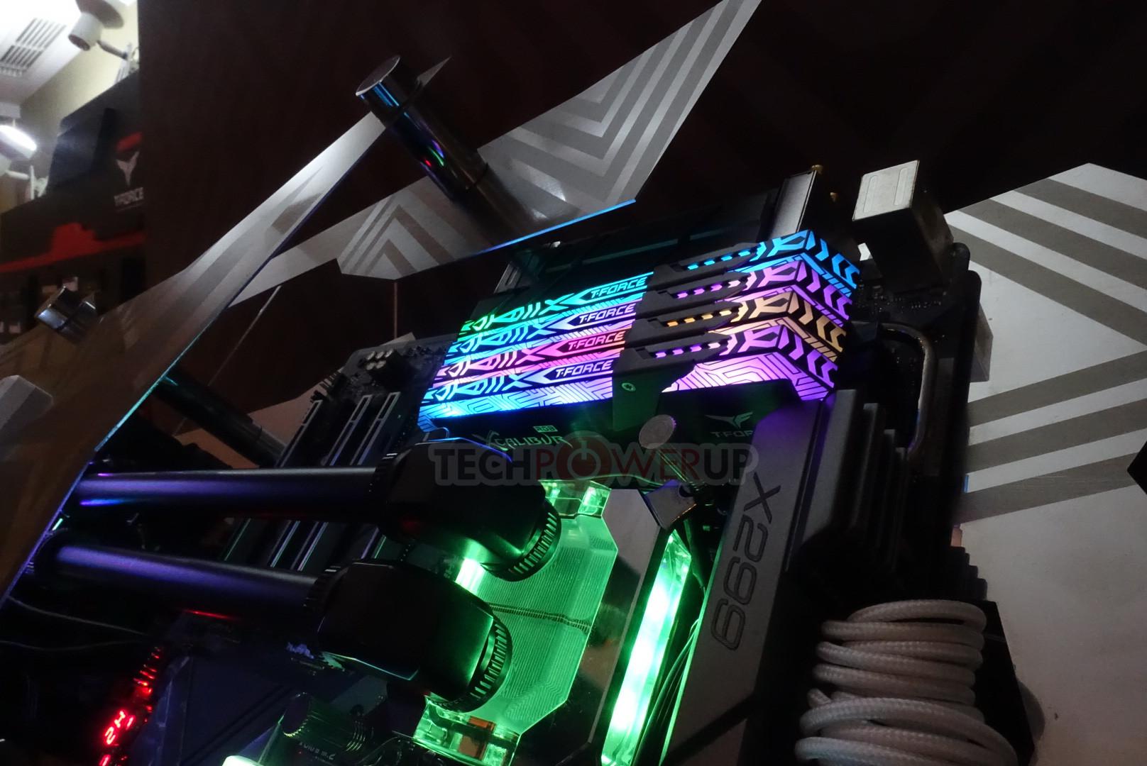T-Force Xcalibur RGB