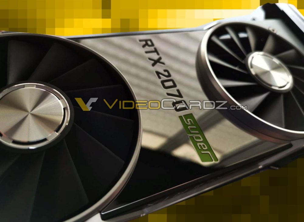 NVIDIA RTX 2070 SUPER Pictured for the First Time | TechPowerUp