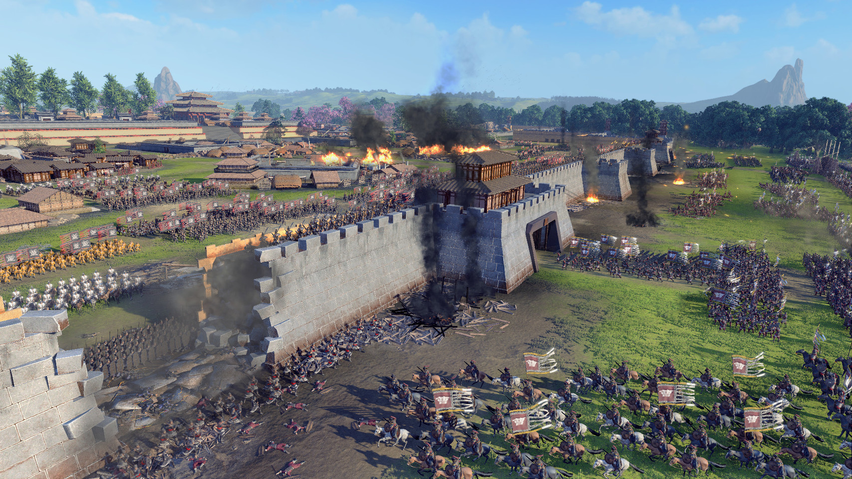 Three Kingdoms: Total War- System Specifications Revealed