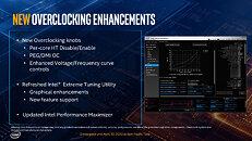 Intel Comet Lake Overclocking Enhancements