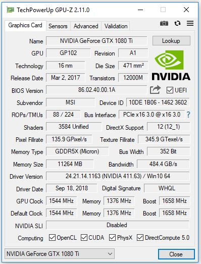 New NVFlash Released With Turing Support | TechPowerUp