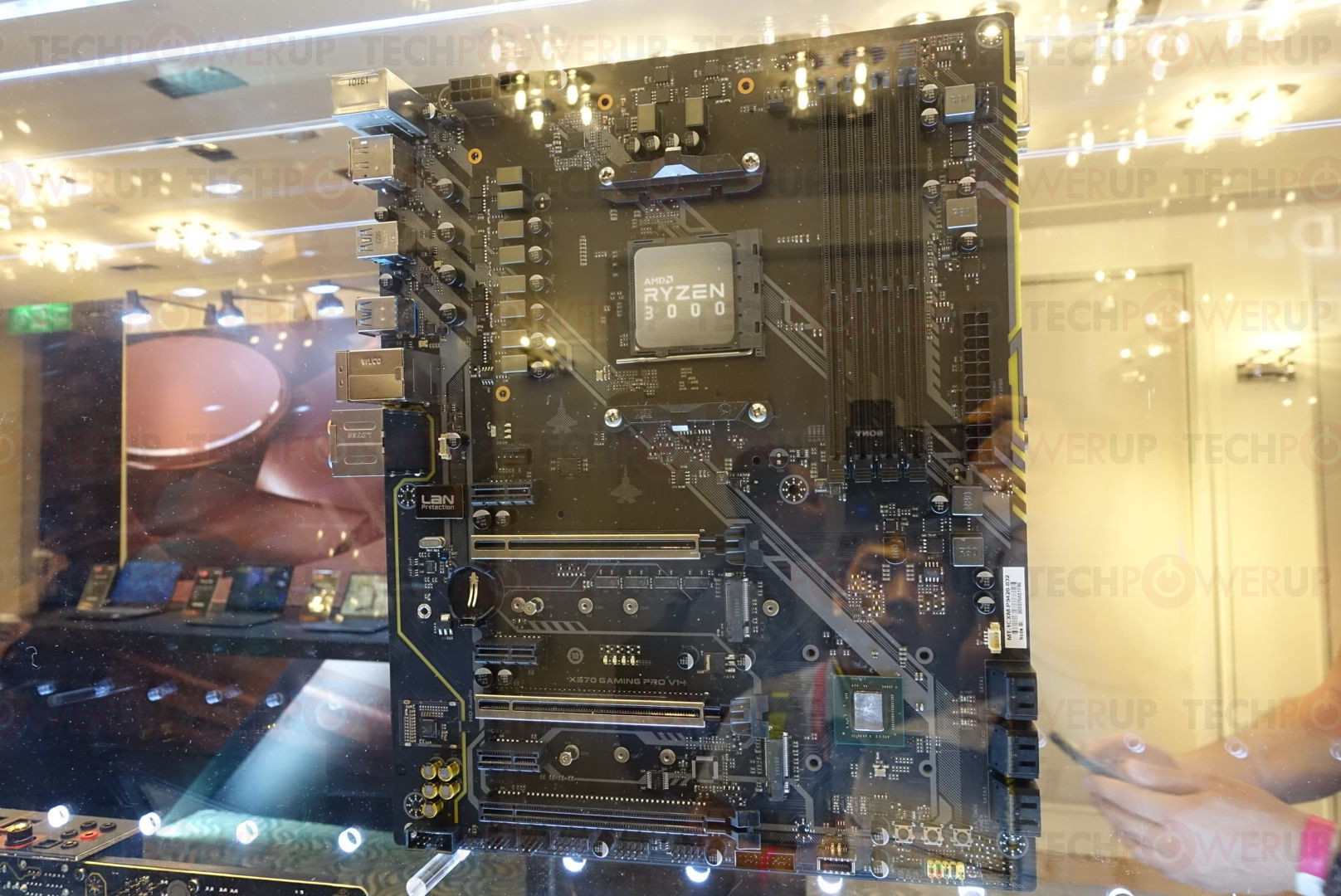 Amd B550 And A520 Lack Pcie Gen 4 Capabilities Techpowerup