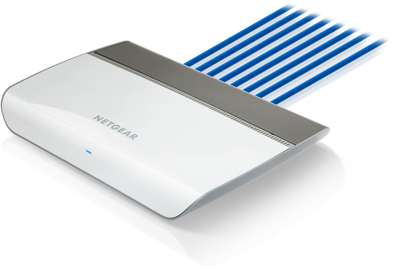 NETGEAR Launches Two Gorgeous Ethernet Switches for Your Home or