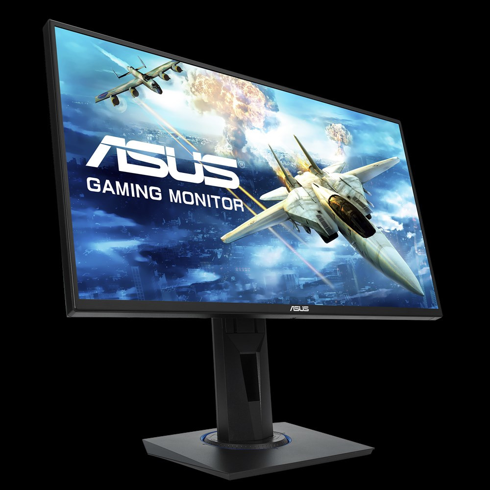 ASUS Intros VG255H Console Gaming Monitor | TechPowerUp
