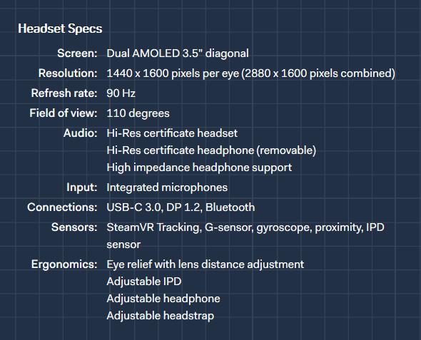 Htc Vive System Requirements >> Htc Announces The Vive Pro Vr Headset Techpowerup