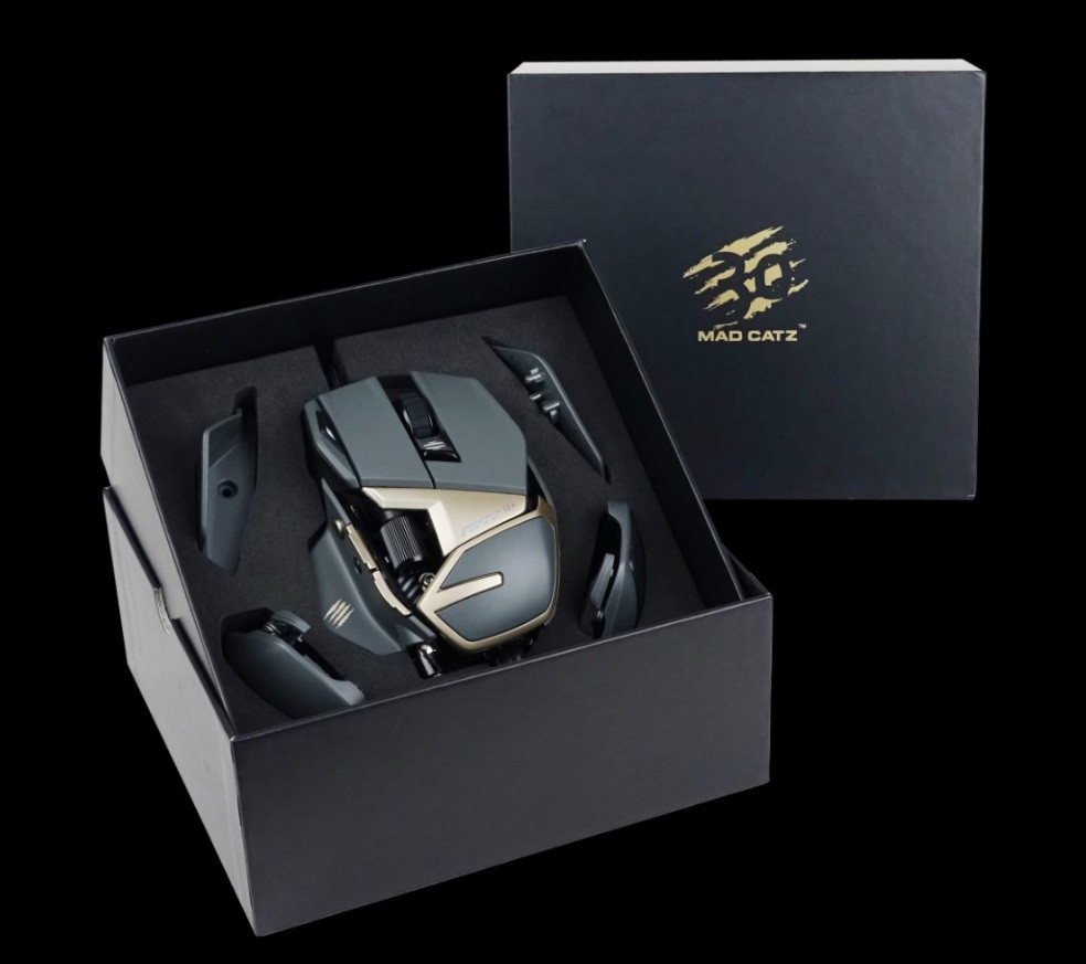 1000 Gaming Mouse 8 Mad Catz R.A.T