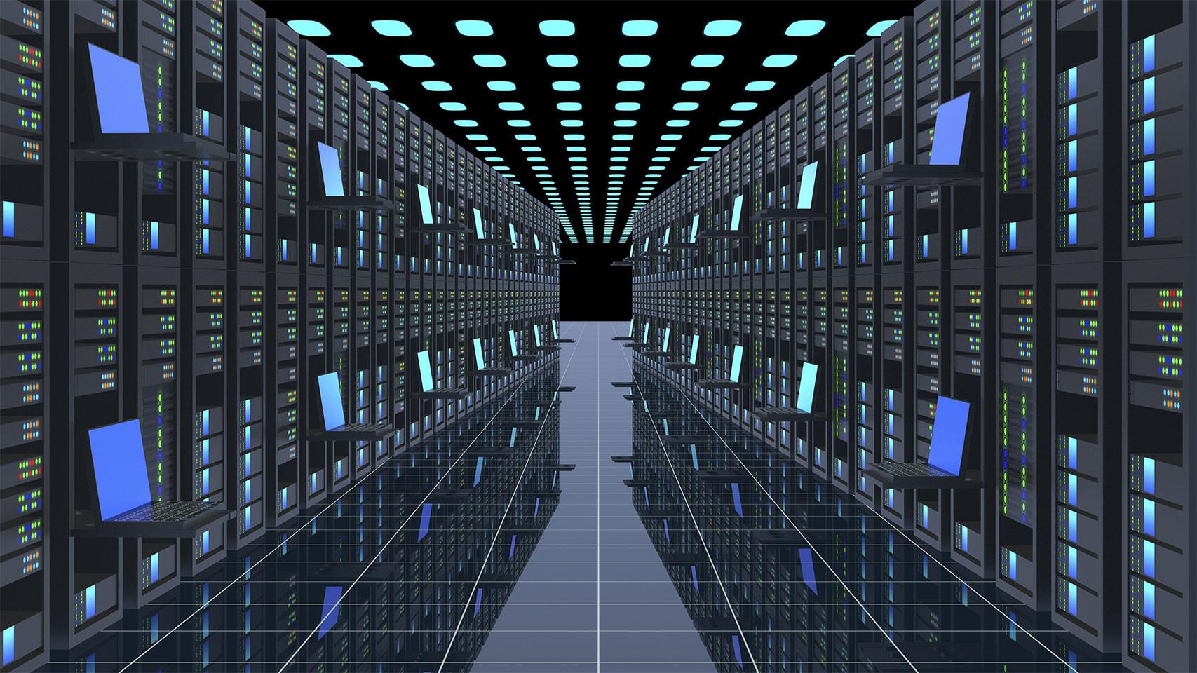 nvidia servers status