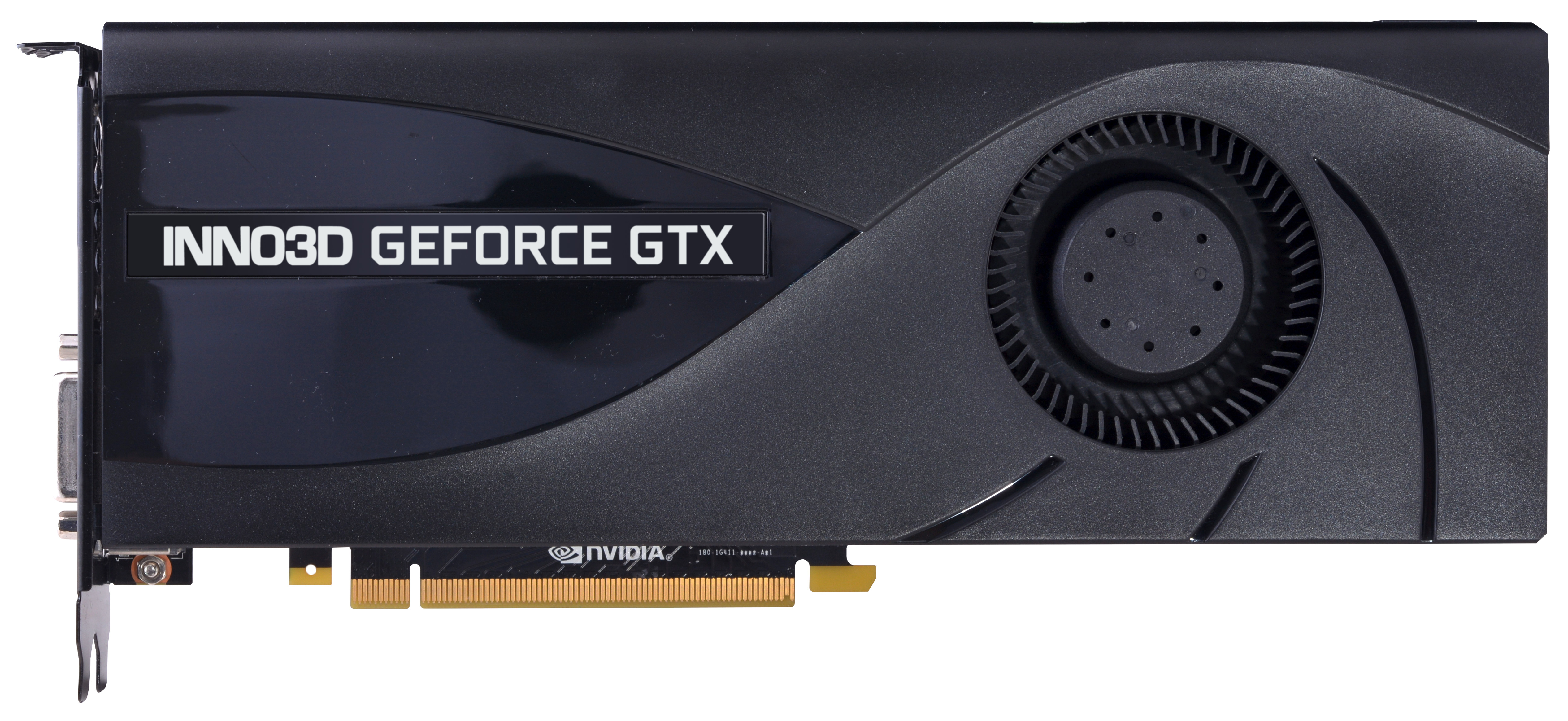 INNO3D Launches New, Optimized Jet Fan NVIDIA GeForce GTX