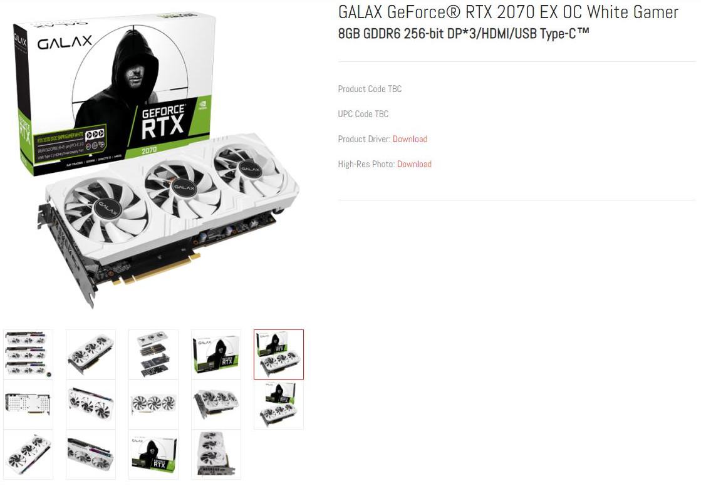GALAX GeForce EX OC