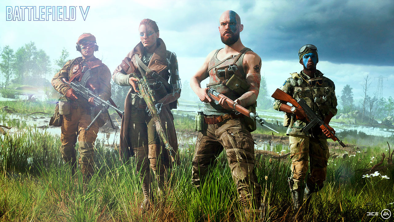 Battlefield V System Requirements Revealed | TechPowerUp