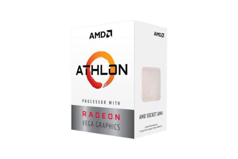 AMD's Athlon Rises: Athlon 220GE, 240GE Released   TechPowerUp Forums