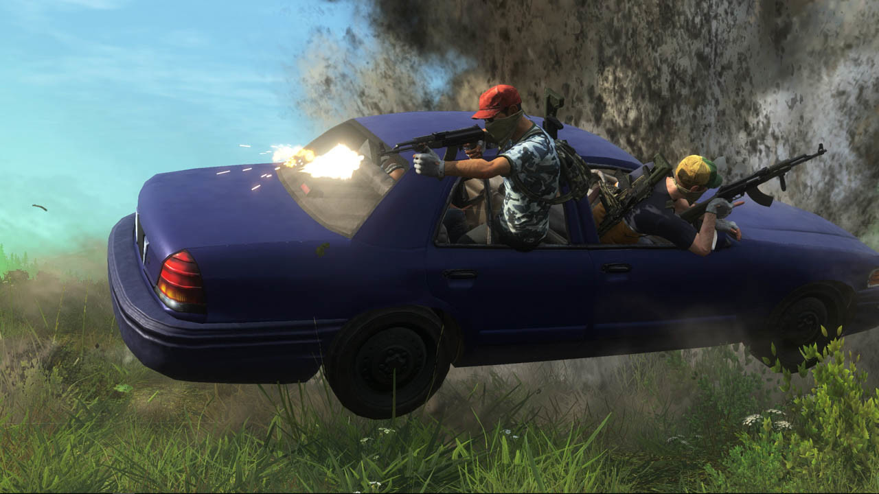 H1Z1 Leaves Early Access and Features New Auto Royale Game