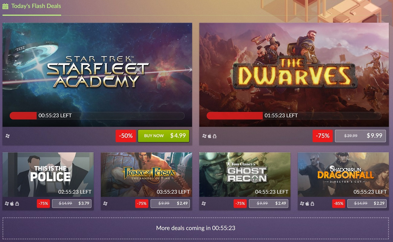 GOG's Back to School Sale is Live, Features 500+ DRM-Free