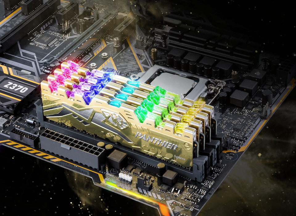 PANTHER RAGE DDR4 RGB