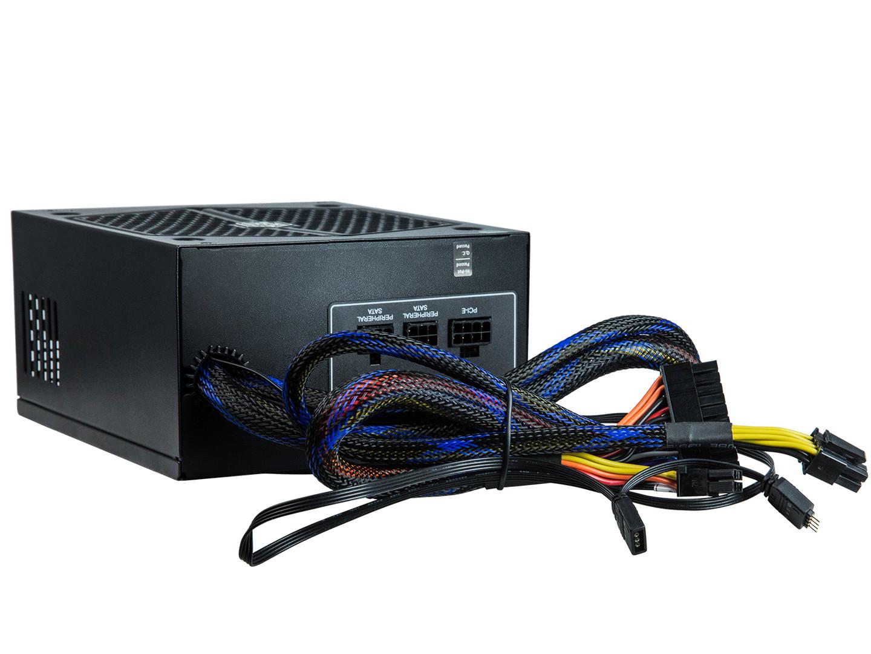Raidmax Intros Thunder RGB Series Semi-modular PSUs