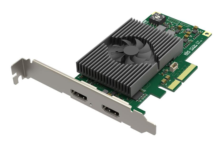 Magewell Ships the Pro Capture HDMI 4K Plus LT   TechPowerUp