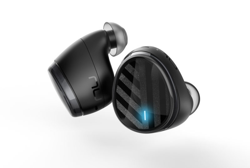 Audiophile-Quality Sound  The Optoma NuForce BE Free5 earbuds utilize the  latest AAC for both Apple and Android Oreo devices to provide high quality  audio. 4bfbc46b1572