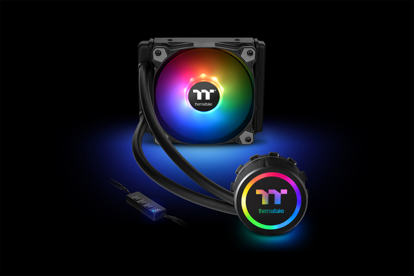 Thermaltake Announces New Watercooling Lineup With Water 3 0 ARGB