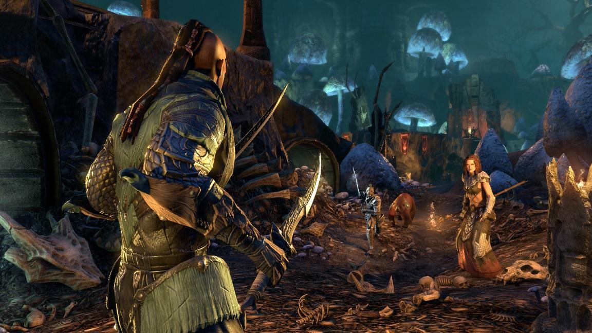 Dragon Bones DLC Coming Soon to The Elder Scrolls Online