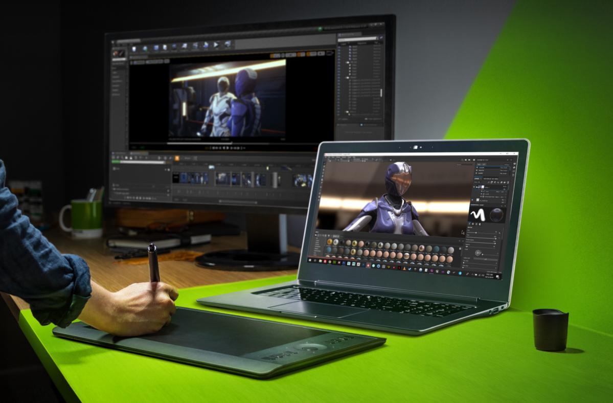 NVIDIA RTX Studio Laptops and Mobile Workstations - Purpose