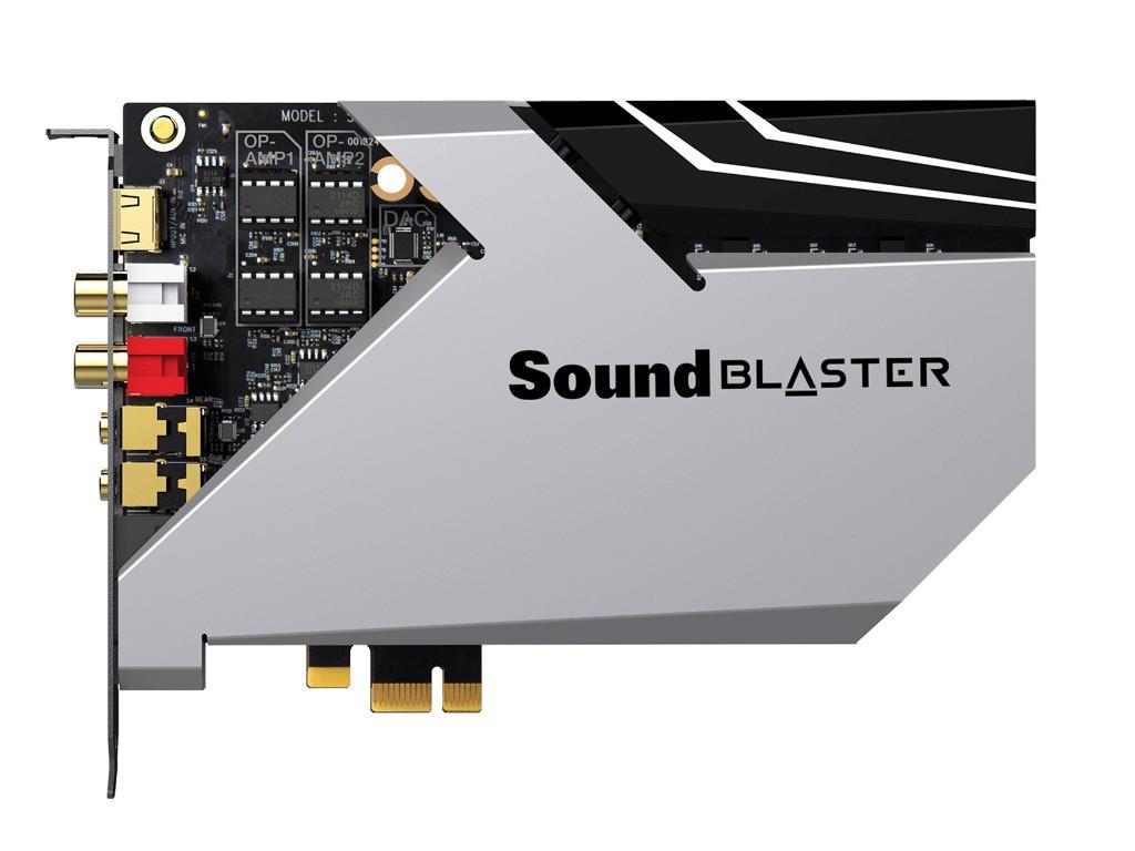 News Posts matching 'Sound Blaster' | TechPowerUp