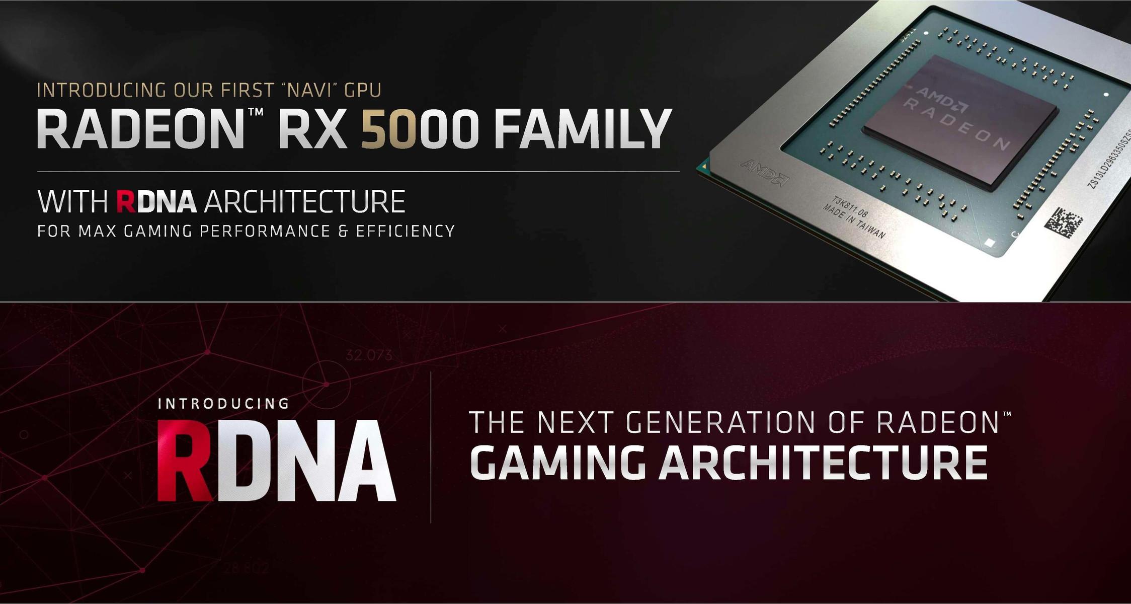 Rumor: AMD Navi a Stopgap, Hybrid Design of RDNA and