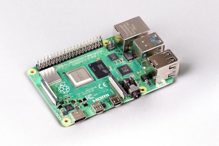Kini Raspberry Pi 4 Mendapatkan Upgrade Hingga 8 GB Dengan Harga $75 Saja!
