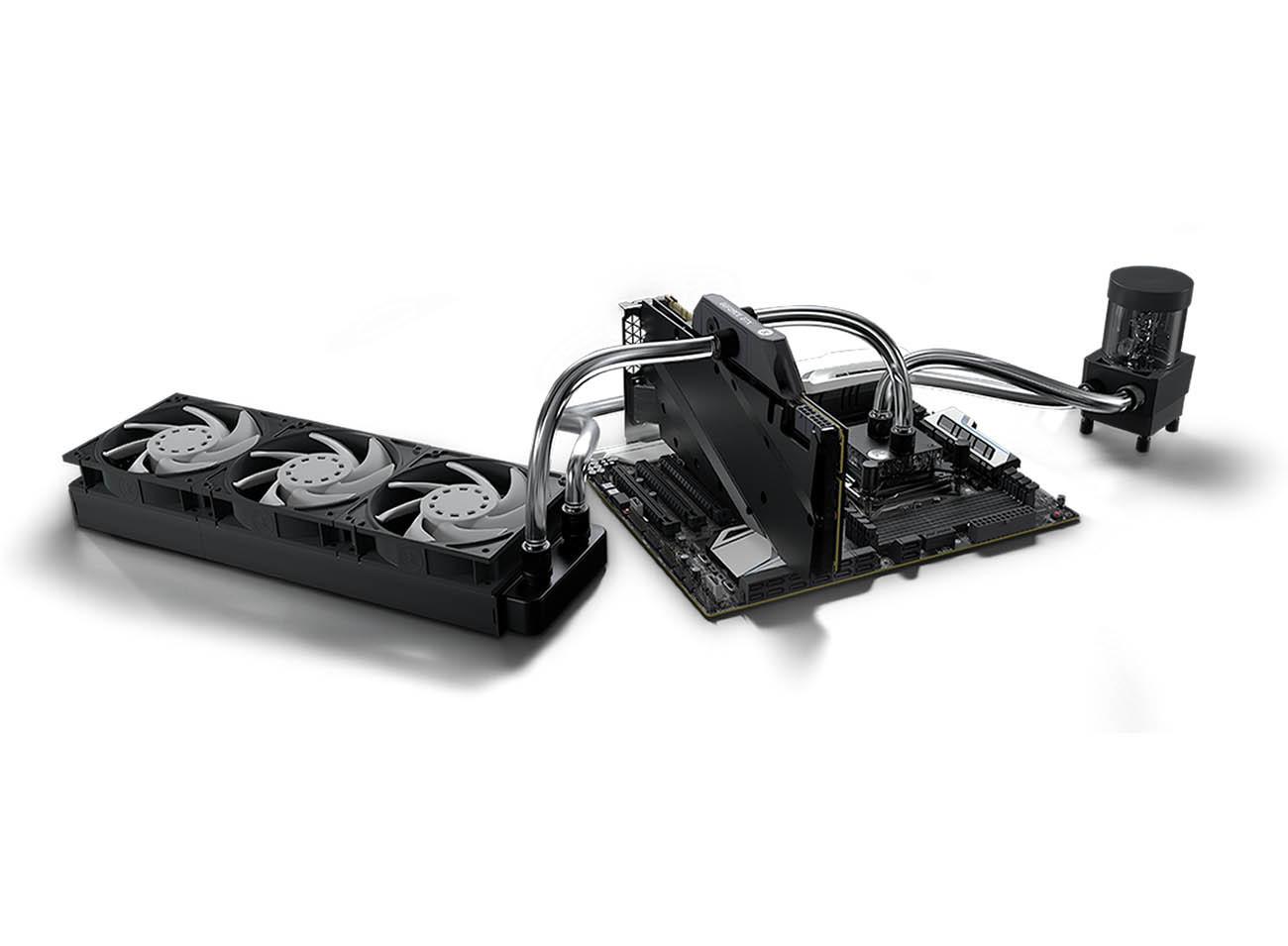 (PR) EK Launches the EK Fluid Gaming A360G Kit