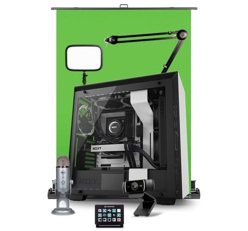 NZXT Announces New Streaming Bundles From BLD   TechPowerUp