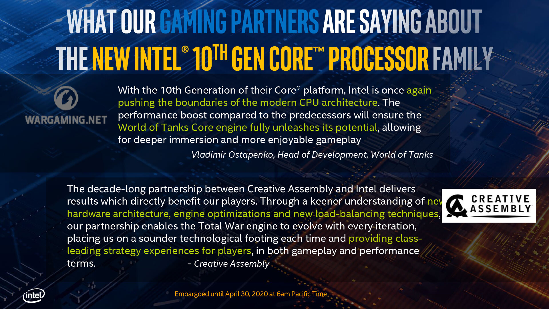 Intel 10th Generation Comet Lake Desktop Processors And 400 Series Chipsets Announced Here S What S New Techpowerup