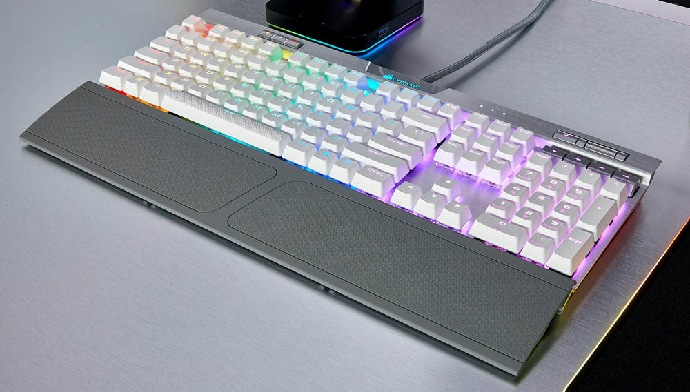 7f245b22495 With durable aluminum construction and vibrant RGB lighting, the K70 RGB  MK.2 continues the formula that has made the K70 a favorite with gamers  around the ...